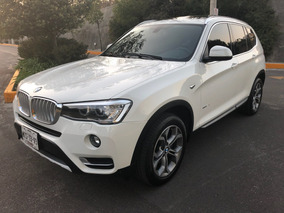 Bmw X3 2.0 X3 Xdrive28ia X Line . At 2016