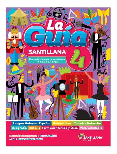 Imagen 1 de 3 de Guía Santillana 4º Primaria Oficial 2021 - 2022 Paquete