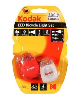 Lanterna Led De Bicicleta Kodak