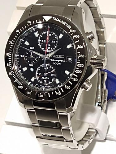 Relógio Seiko Chronograph Alarm 7t62ae/1
