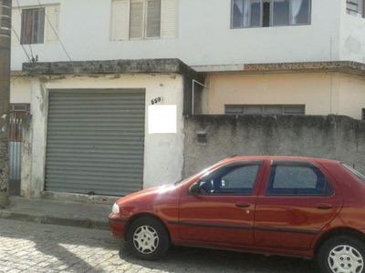 Salão Comercial E Casa A Venda - Sl0004 - 33283269