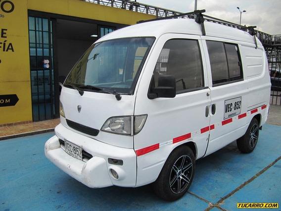 Hafei Zhongyi Hfj63 Van Carga