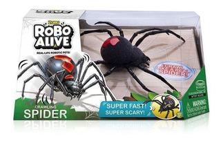 Robô Alive Aranha Rastejante 4835 - Dtc