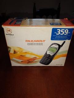 Celular Motorola Talkabout Baby