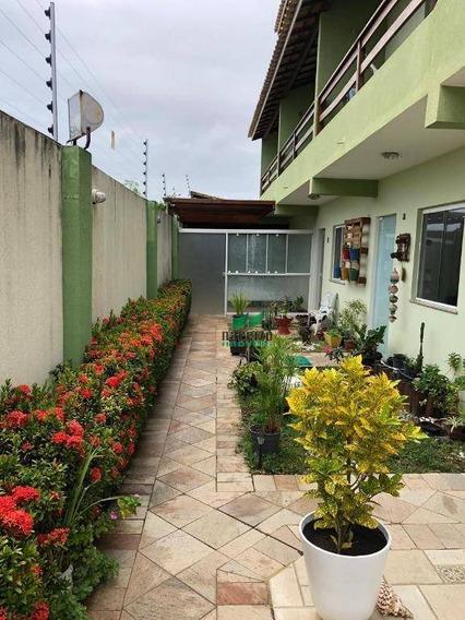 Oportunidade!! Village Com 3 Dormitórios À Venda, 145 M² Em Itapuã - Salvador/ba - Vl0082