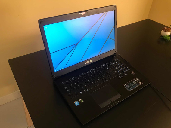 Asus Rog G750j I7 16gb Gtx770m 3gb 750gb Hdd 17 Full Hd