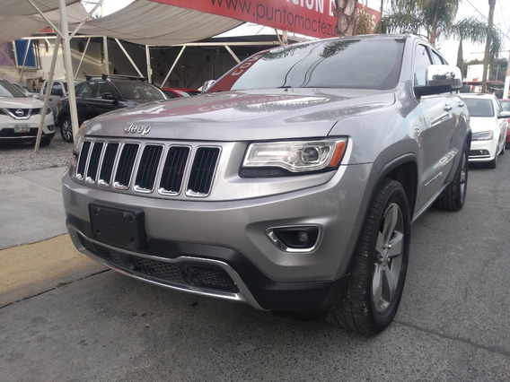 Jeep Grand Cherokee 2014 Limited Lujo V8 5.7 4x4