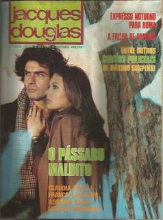 1975 Revista Jacques Douglas Nº 112 Editor Vecchi Fotonovela