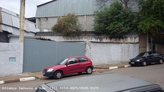 Galpão Para Locação Em Santana De Parnaíba, Chácara Do Solar I (fazendinha) - 2553
