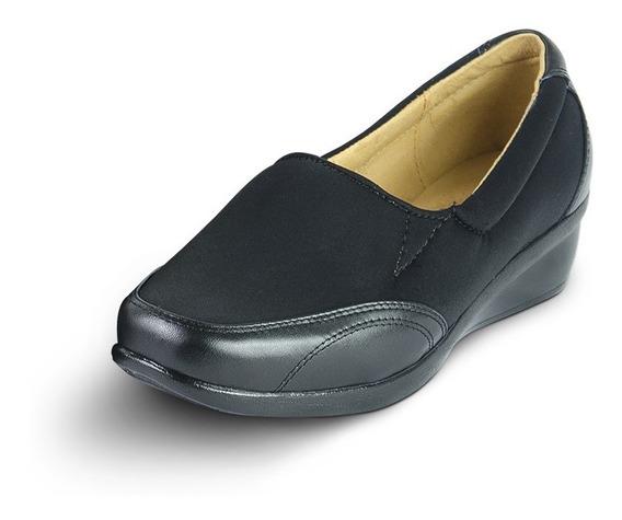 Zapato Comodem Dama Diabetes, Espolón, Pd1325n