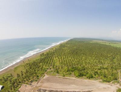 Remato, Rebajado Terreno Frente Al Mar. Tecoman Colima