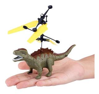 Drone Dinosaurio Volador, Flying De Sensor Recargable