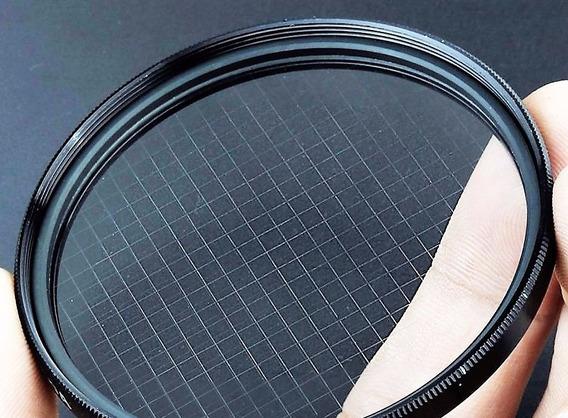Filtro Star Cross Estrela 4 Pontas 46mm - Canon Nikon Sony