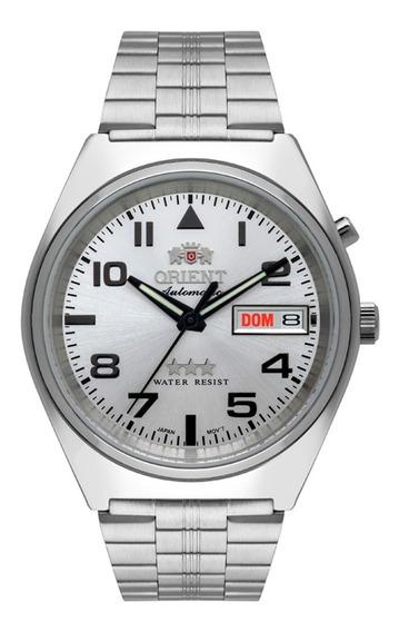 Relógio Orient Masculino Automático 469ss083 S2sx