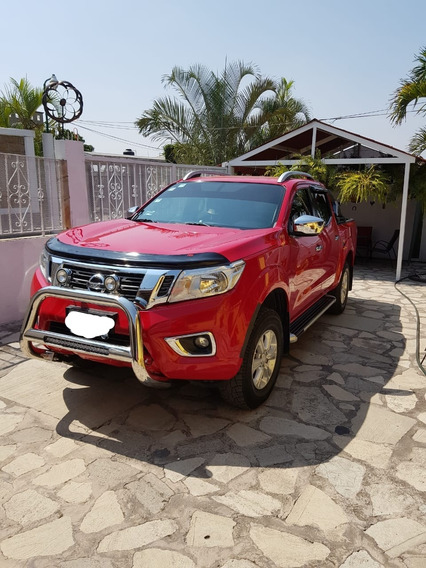 Nissan Np300 Frontier 2016 2.5 Le Aa Mt
