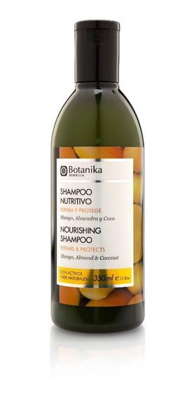 Shampoo Nutritivo - Botanika (350 Ml)