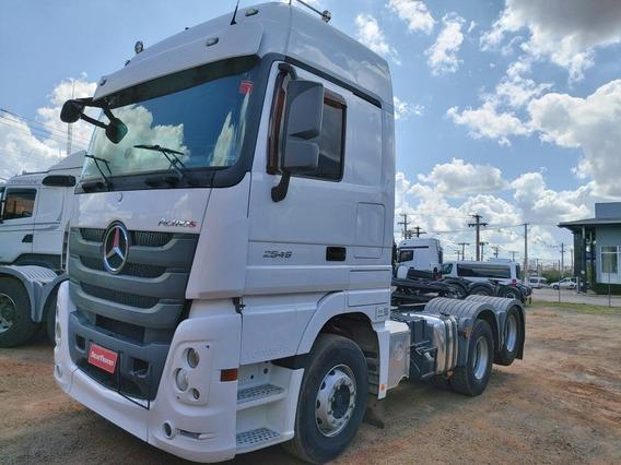 Mercedes-benz 2546 6x2 Mega Space