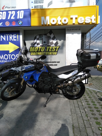 Bmw F800gs Modelo 2012 Km 57.594