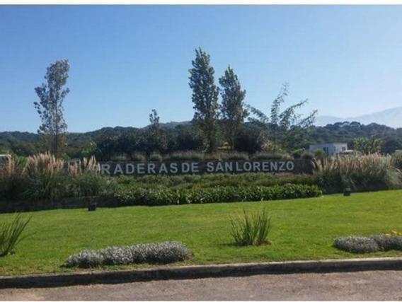 Terreno Praderas De San Lorenzo - Excelente Vista -