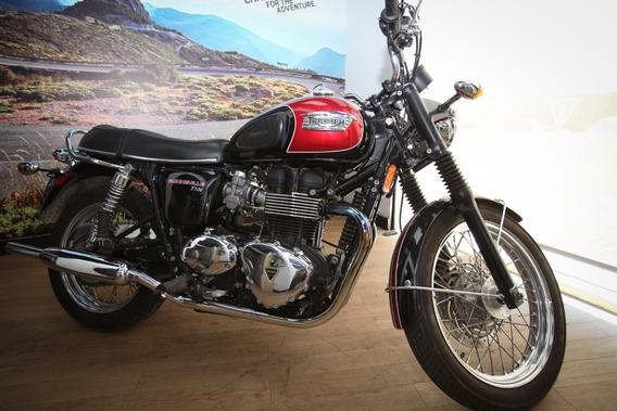 Bonneville T100 Triumph Classic 900