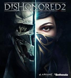 Dishonored 2 + 2 Jogos (mídia Física) Pc - Dvd