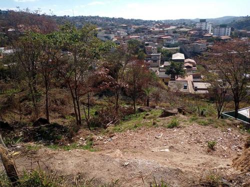 Imagem 1 de 9 de Vende Se Lote Residencial Com 360m² No Bairro Jardim Vitória Em Bh - Mg - Te0004_de