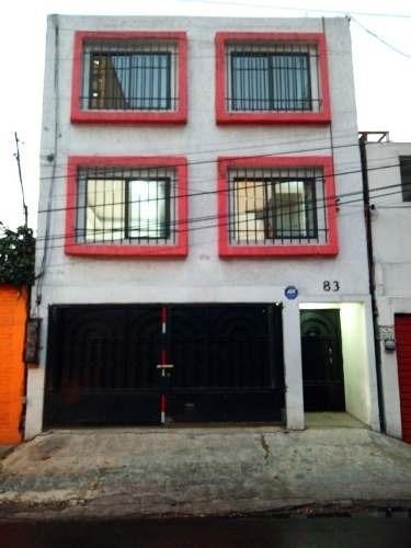 Casa En Venta Cadiz #83 Insurgentes Mixcoac