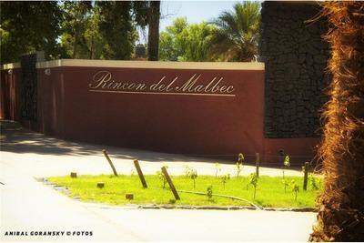 Se Vende Lotes En Rincón Del Malbec Santa Lucia