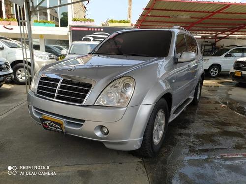 Ssangyong Rexton 2010 Rx 270 Xdi At 2.7 4x4 7psj Td Fe Ctt