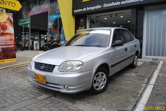 Hyundai Accent Gyro