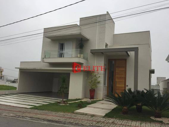 Casa Residencial À Venda, Urbanova, São José Dos Campos - Ca0284. - Ca0284
