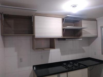 Apartamento Com 2 Dormitórios Para Alugar, 45 M² Por R$ 1.000/mês - Vila Alzira - Guarulhos/sp - Ap5483