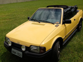 Ford Escort Xr3 Conversivel 1.6