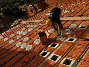 10 Suportes H8 Laje Solar Ecolaje P Tijolo De Vidro Bird Box