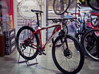 Bicicleta Mazzi Rx Pro 27.5 Shimano Alivio M4000 Biplato