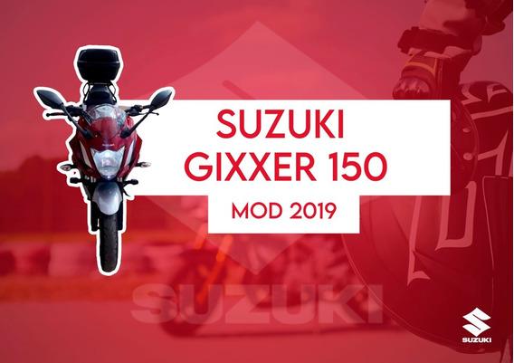 Vendo Moto Suzuki Gixxer 150