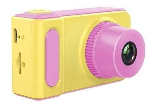 Camara Digital Para Niños Foto/video 3mp Bateria Recargable