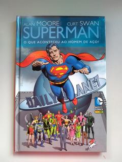 Hq Superman - O Que Aconteceu Ao Homem De Aço?