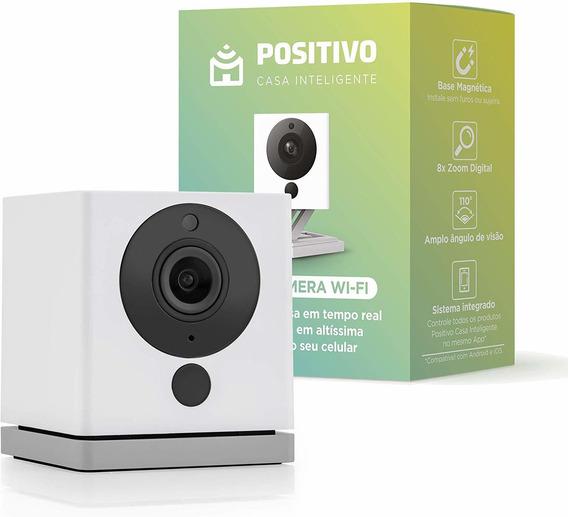 Camera Smart Positivo Wifi Full Hd 1080p