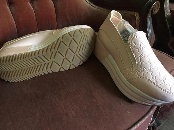 Lmo 004 Zapato De Damas Marca Tous. Talla 36