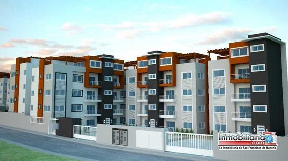 (proyecto En Plano) Apartamentos Económicos De Venta En Sa