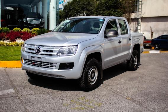 Volkswagen Amarok Entry Diesel 2016