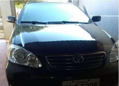 Toyota Corolla 1.8 16v S 4p