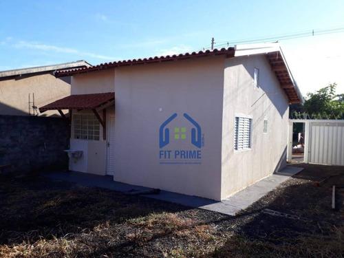 Casa Residencial À Venda, Parque Das Perdizes, São José Do Rio Preto - Ca1886. - Ca1886
