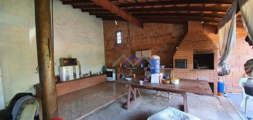 Chácara Com 1 Dormitório À Venda, 1000 M² Por R$ 480.000,00 - Medeiros - Jundiaí/sp - Ch0054