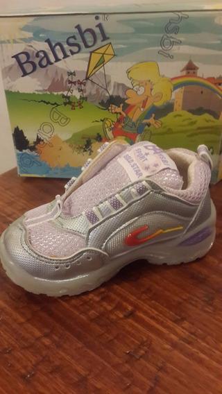 Zapatillas Para Nena Talles 20 A 26