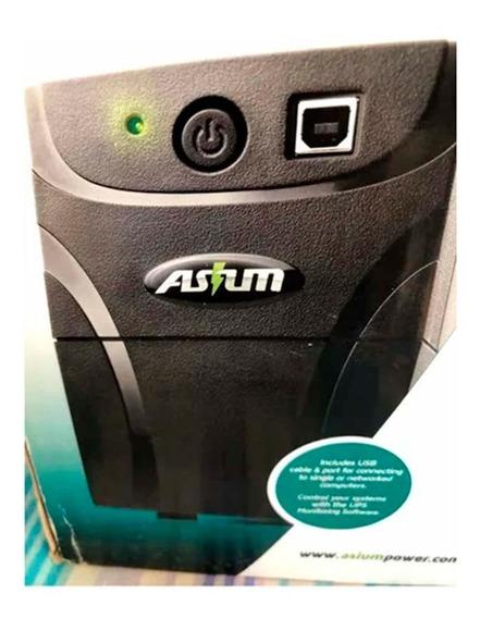 Ups Asp 900xa Battery Backup Estabilizador Asium