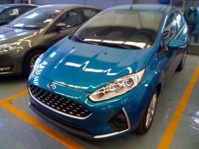 Ford Fiesta 1.6l S Plus 5ptas 0km