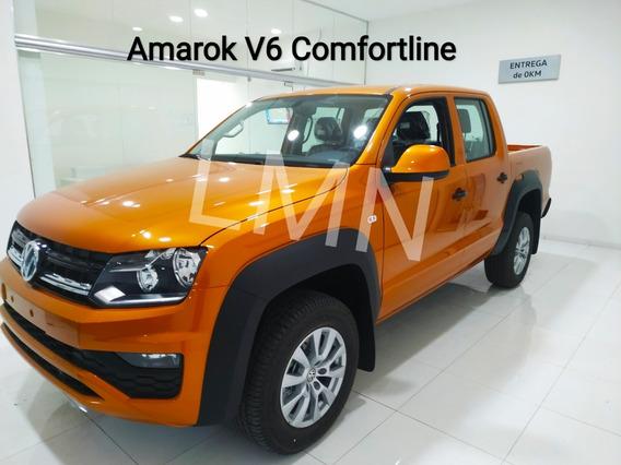 Amarok V6 Comfortline 258cv 2020