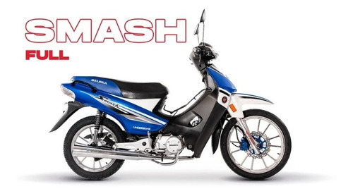 Moto Gilera Smash 110 Vs Full 0km Urquiza Motos Cuotas